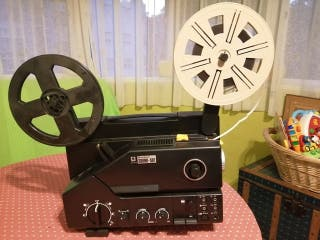 Proyector cine 8 mm