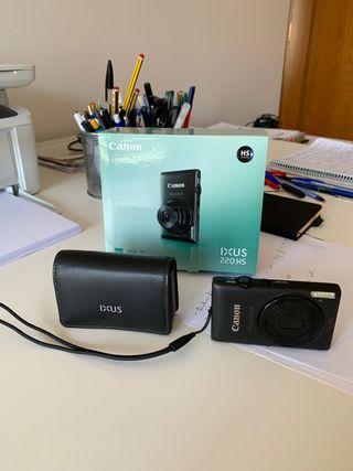 Cámara digital Canon IXUS 220Hs
