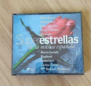Grandes cantantes de la Música española
