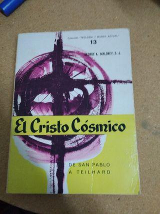 El Cristo cósmico: De San Pablo a Teilhard