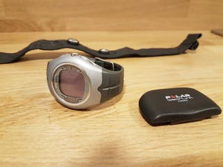 Pulsómetro Polar F7 + Sensor Wearlink Coded