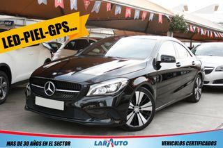 Mercedes-Benz Clase CLA 2016 *LED+PIEL+PACK NIGHT*