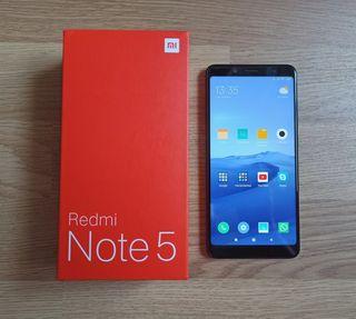 Redmi Note 5 + Extras - 64 GB 4 RAM