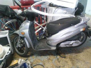 moto 125cm