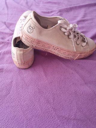 zapatillas mujer converse