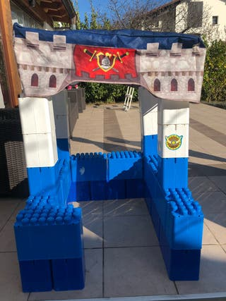 Castillo mega block