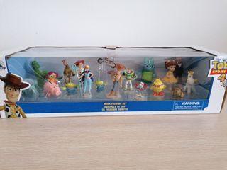 Toy Story 4. Set de 19 figuras