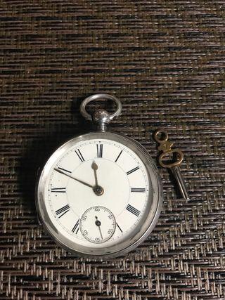 Reloj Bolsillo Ingles