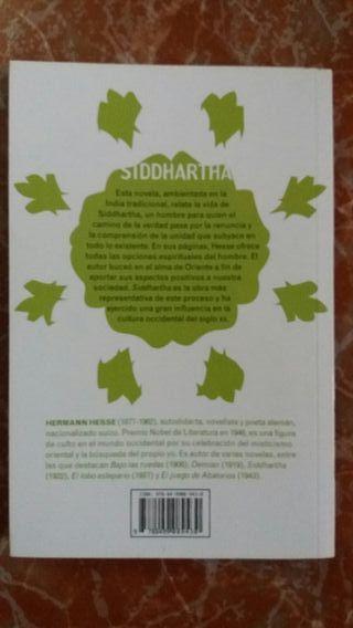 Siddhartha. ENVÍO GRATIS.
