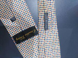 Corbata de seda natural
