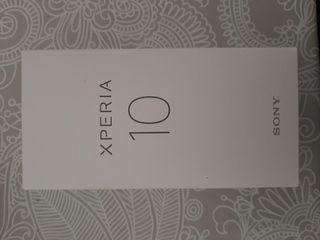 "Nuevo vendo Sony Xperia 10, 6"", Azul Navy"
