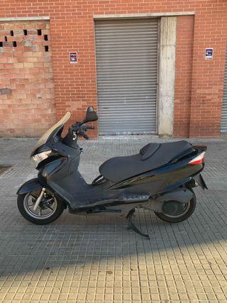 Suzuki burmang 200cc