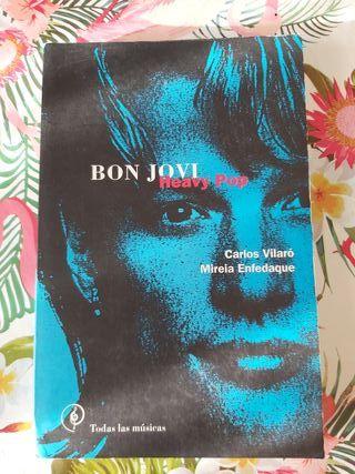 """Libro """"Bon Jovi: Heavy Pop"""""""