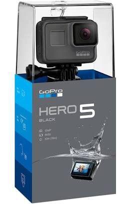 GoPro Hero 5 (Como Nueva)