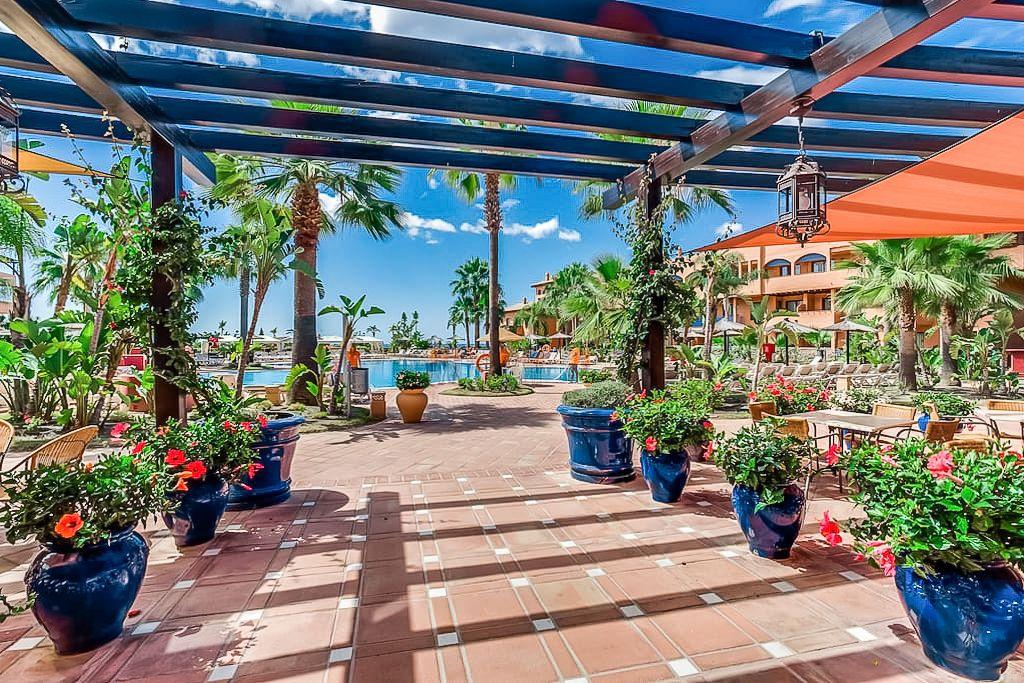 Apartamento en complejo hotelero (Bel-Air, Málaga)