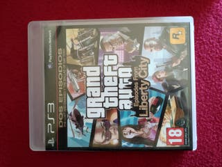 Juego PS3 - Gta Episodes from Liberty City