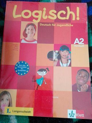 Libro de alemán