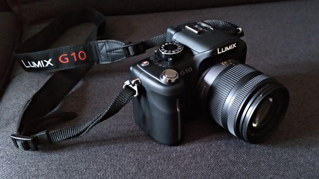 Appareil photo Panasonic Lumix G10 micro 4:3
