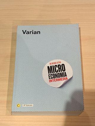 Microeconomía Intermedia. Un enfoque actual.