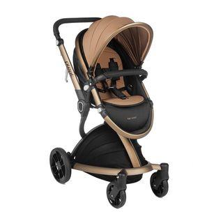 Cochecito bebé Be cool Pleat silla de paseo+capazo