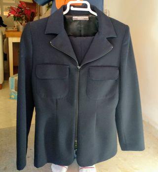 Traje de chaqueta talla 38
