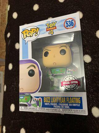 Funko pop Buzz Toy Story 4 Edición especial Disney