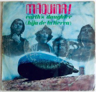 MAQUINA! Earth's Daughter Disco Vinilo
