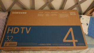 "TV Samsung SMART TV HD 32N4300 - HD de 32"","