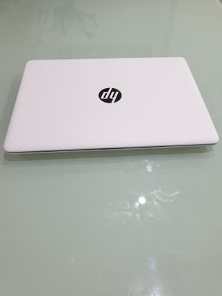 portatil HP vendo por no usar impecable