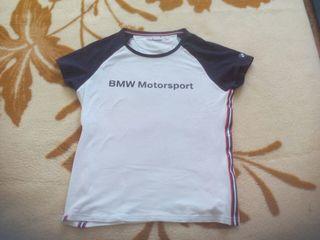 camiseta BMW Motorsport talla M