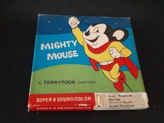 Super Ratón super 8