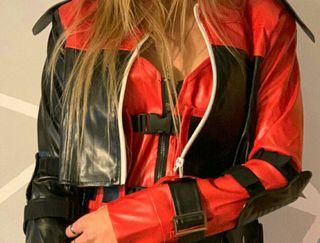 Traje completo de Harley Quinn