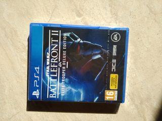 Juego PS4 - Battlefront 2 (Precintado)