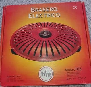 Brasero eléctrico 700W