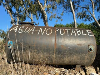 Se vende depósito de agua 5000 litros