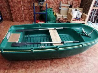 Barca de recreo y de pesca