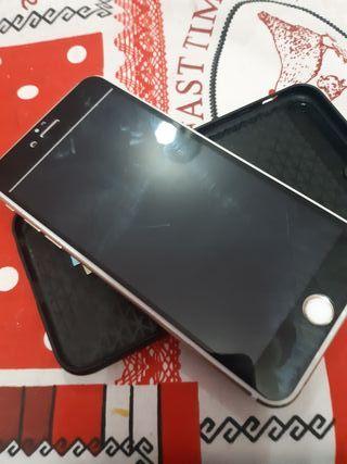 vendo iphone 6 plus color dorado