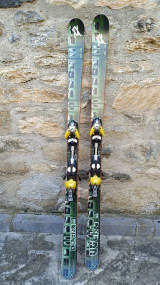 Esquís doble espátula Volkl Dogen 168