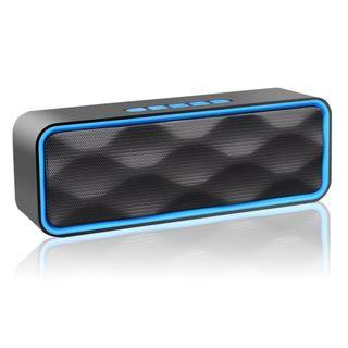NUEVO. Altavoz Bluetooth Portátil 12W RMS (3x3+6)