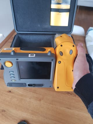 cámara termográfica fluke ti40
