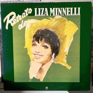 RETRATO DE LIZA MINNELLI - 2 LP