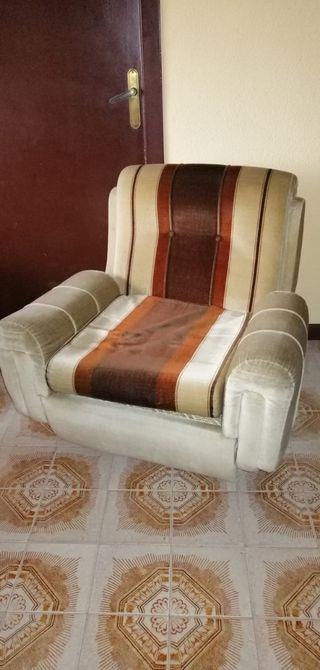 sofá sillón tresillo