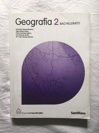 Libro texto Geografía