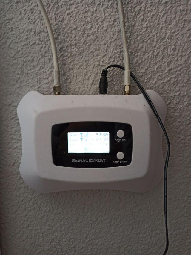 Amplificador 4G