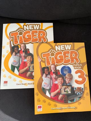 New Tiger 3. Macmillan