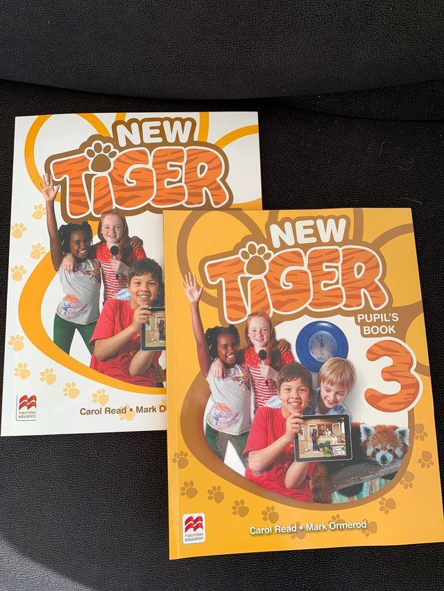 New Tiger 3. Macmillan