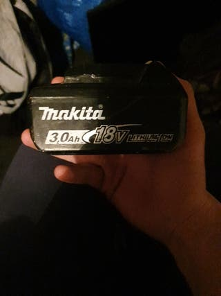 makita 18volt battery