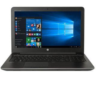 "HP ZBook 15 G3 WWAN - 15""FHD - i7 - 512GB SSD"