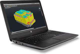 "HP ZBook 15 G3 - 16GB - 1TB SSD - 15""FHD"