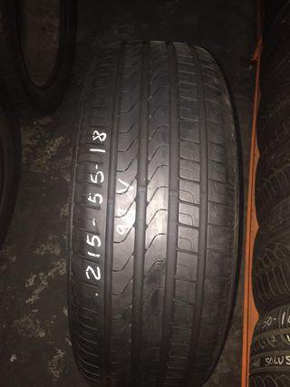 RUEDAS 215/55 R18 SUPER OFERTA EN 4X4!!!
